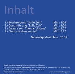 Stille Zeit CD_Innenseite